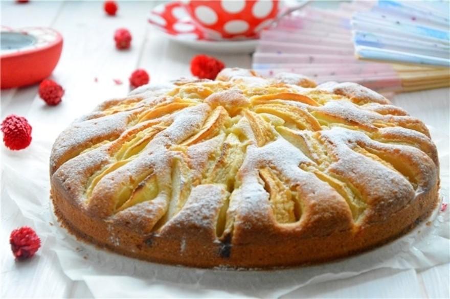«Корнуельский яблучний пиріг» без глютену