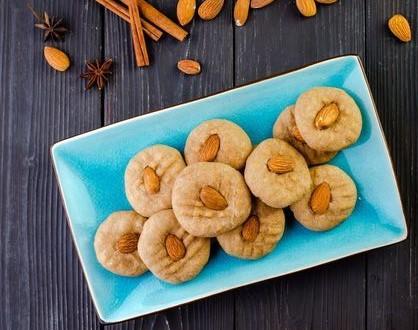 Пісне безглютенове печиво