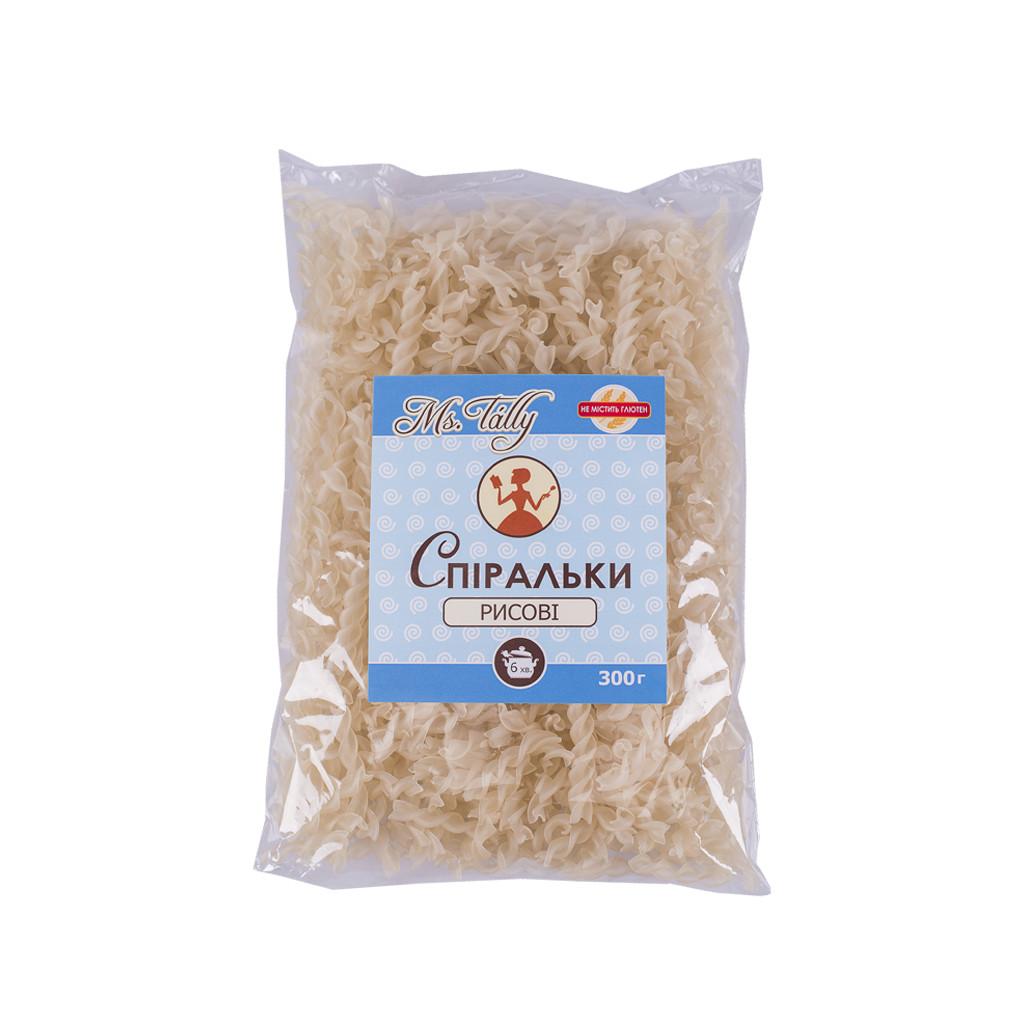Спiральки рисовi