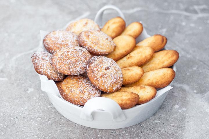 Сирне печиво без глютену
